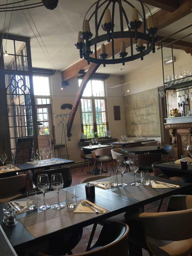 De Ridder van Musena - Brasserie-Restaurant - Muizen (Mechelen)